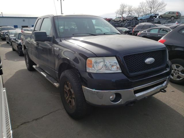 Salvage 2006 FORD F150 - Small image. Lot 31036251