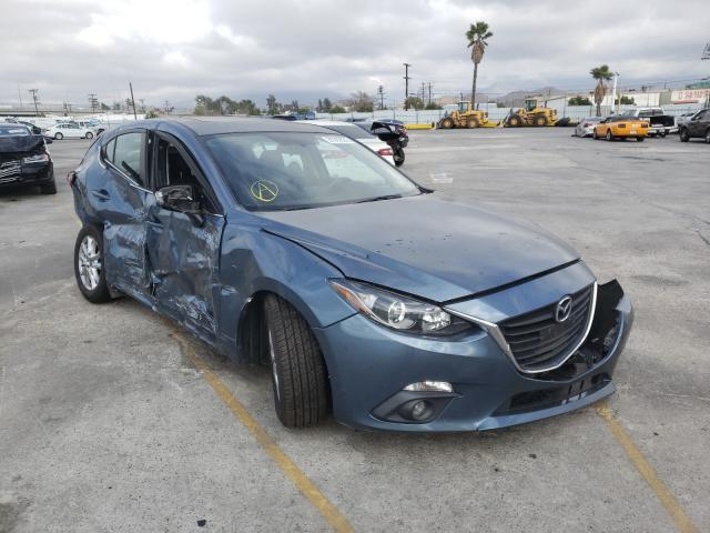Mazda 3 salvage cars for sale: 2015 Mazda 3