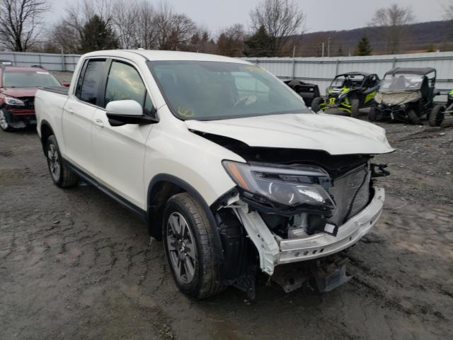 Salvage cars for sale from Copart Grantville, PA: 2017 Honda Ridgeline