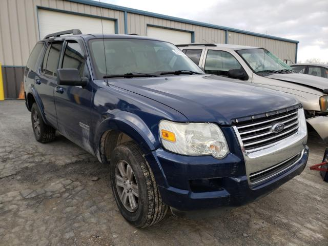 Salvage cars for sale from Copart Chambersburg, PA: 2008 Ford Explorer X