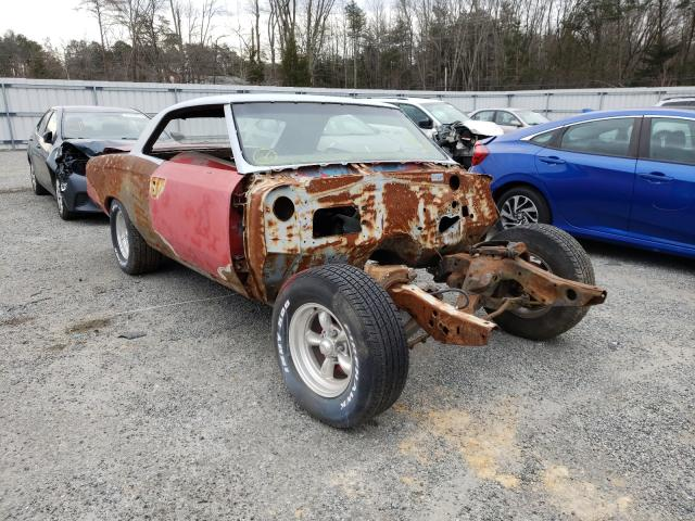 Chevrolet Chevelle salvage cars for sale: 1967 Chevrolet Chevelle