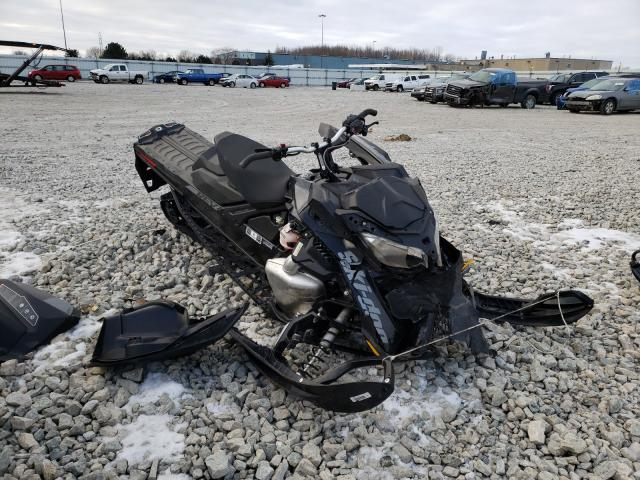 Salvage cars for sale from Copart Appleton, WI: 2020 Skidoo Renegade