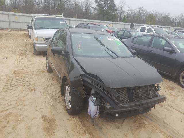 Salvage cars for sale from Copart Gaston, SC: 2012 Nissan Sentra 2.0