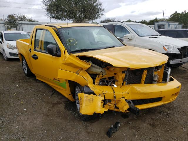 Salvage cars for sale from Copart San Diego, CA: 2005 Chevrolet Colorado