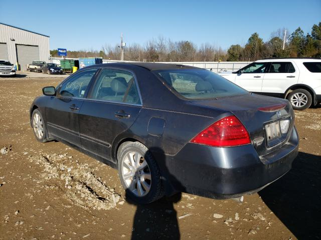 2007 HONDA ACCORD EX - Right Front View