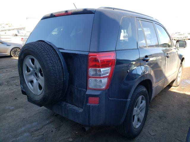 2007 SUZUKI GRAND VITA - Right Rear View