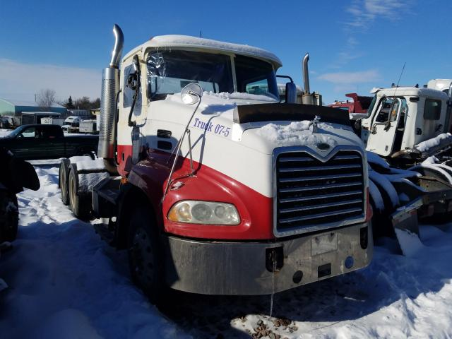 Mack 600 CXN600 salvage cars for sale: 2007 Mack 600 CXN600