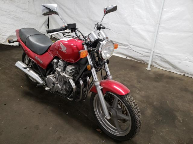 Salvage cars for sale from Copart Windsor, NJ: 1991 Honda CB750