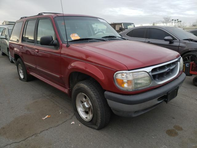 1998 FORD EXPLORER - Left Front View Lot 31273881.