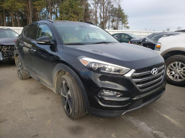 Hyundai Tucson salvage cars for sale: 2016 Hyundai Tucson