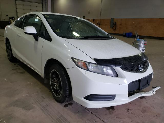 Salvage cars for sale from Copart Moncton, NB: 2013 Honda Civic LX