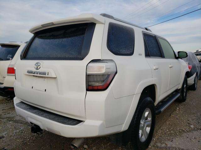 цена в сша 2020 Toyota 4Runner Sr 4.0L JTEBU5JR6L5799132