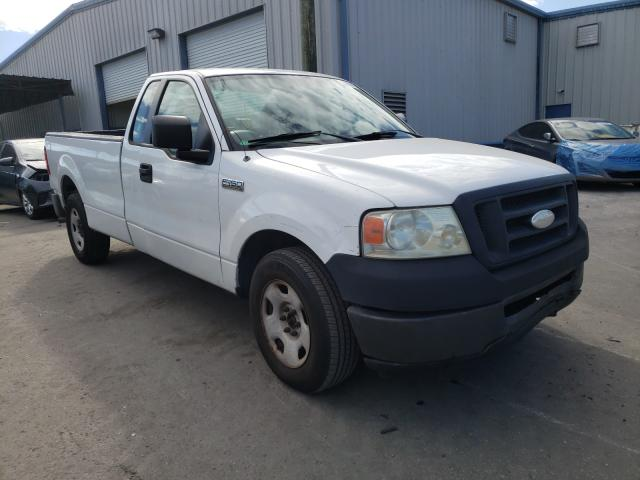 Salvage 2007 FORD F150 - Small image. Lot 29814821