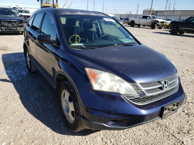 2010 HONDA CR-V LX 5J6RE3H36AL036780