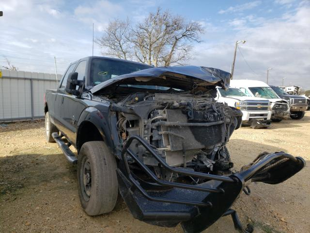 Salvage cars for sale from Copart Temple, TX: 2013 Ford F350 Super