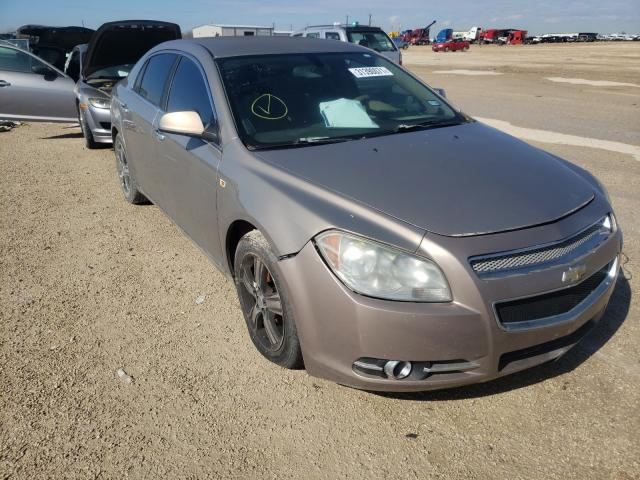Salvage cars for sale from Copart San Antonio, TX: 2008 Chevrolet Malibu LTZ