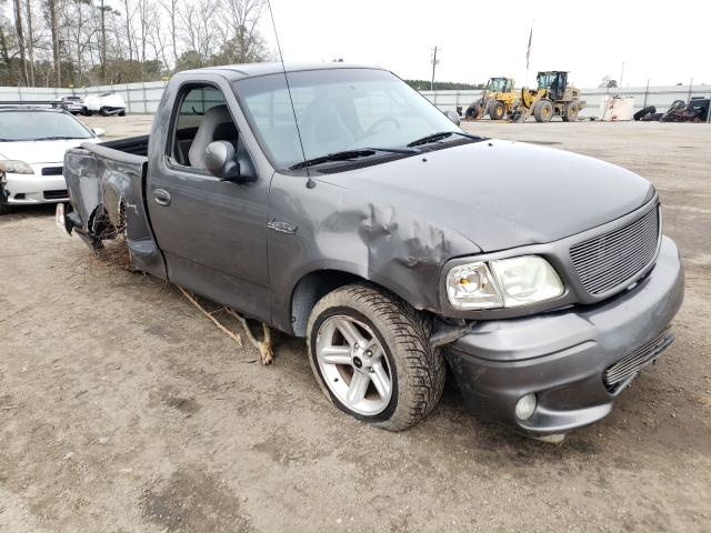 Salvage cars for sale from Copart Harleyville, SC: 2004 Ford F150 SVT L