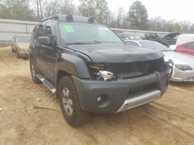 Salvage cars for sale from Copart Gaston, SC: 2013 Nissan Xterra X