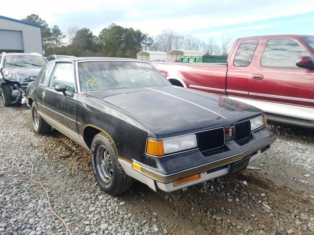 Oldsmobile salvage cars for sale: 1987 Oldsmobile Cutlass SU