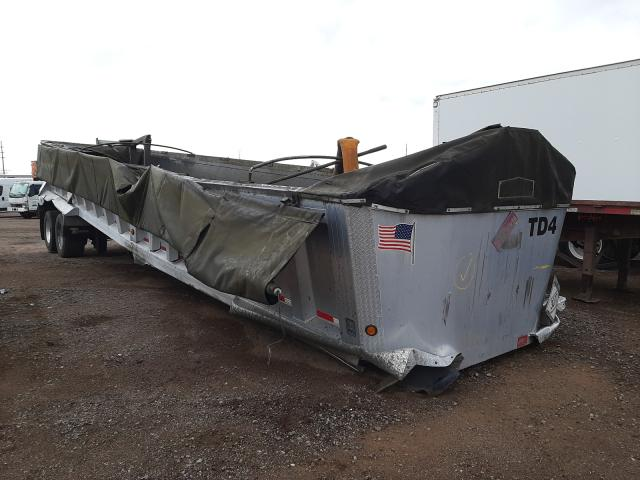 Trlk salvage cars for sale: 2015 Trlk Trailer