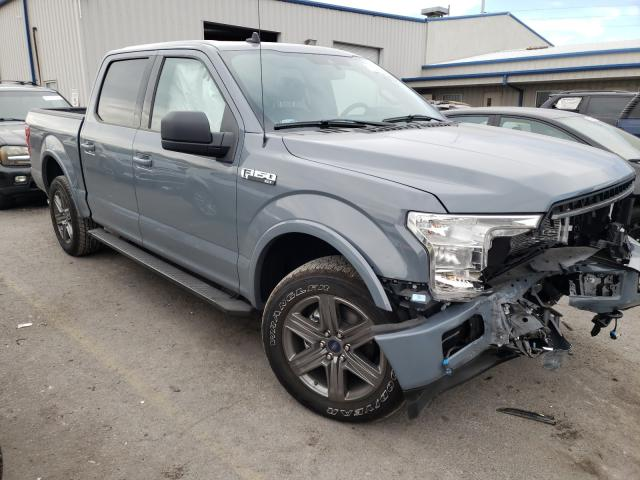 Salvage cars for sale from Copart Las Vegas, NV: 2020 Ford F150 Super