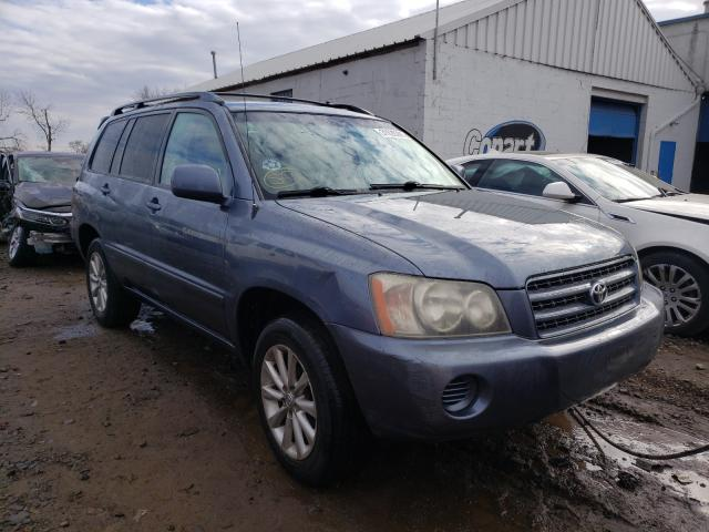 2002 TOYOTA HIGHLANDER - Other View Lot 31620201.