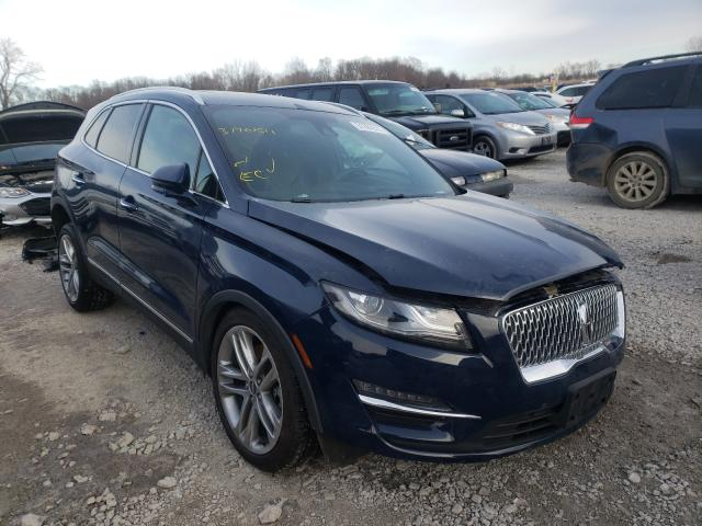 2019 LINCOLN MKC RESERV - Left Front View Lot 31761511.
