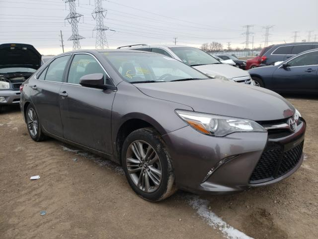 2015 TOYOTA CAMRY SE - Other View