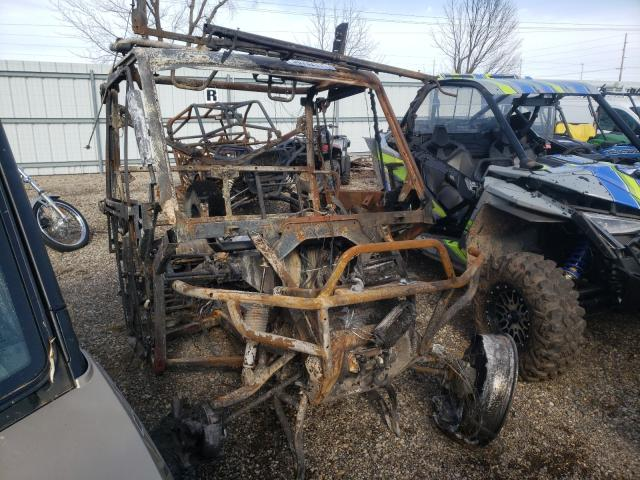 Salvage cars for sale from Copart Pekin, IL: 2017 Can-Am Defender X