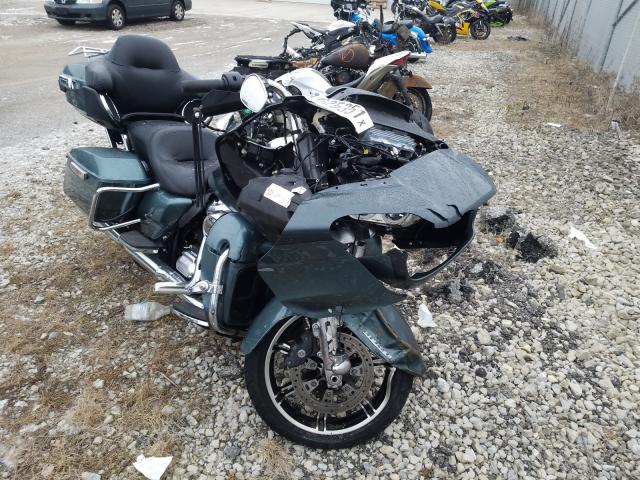 Salvage cars for sale from Copart Cicero, IN: 2020 Harley-Davidson Fltrk
