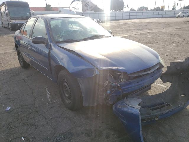 Salvage cars for sale from Copart Van Nuys, CA: 2004 Chevrolet Cavalier