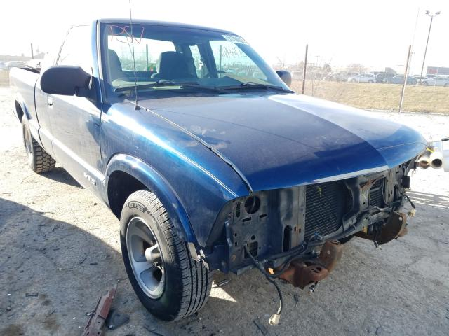 Chevrolet S10 salvage cars for sale: 1999 Chevrolet S10