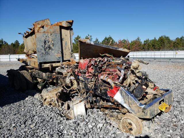 Mack salvage cars for sale: 2020 Mack Granite