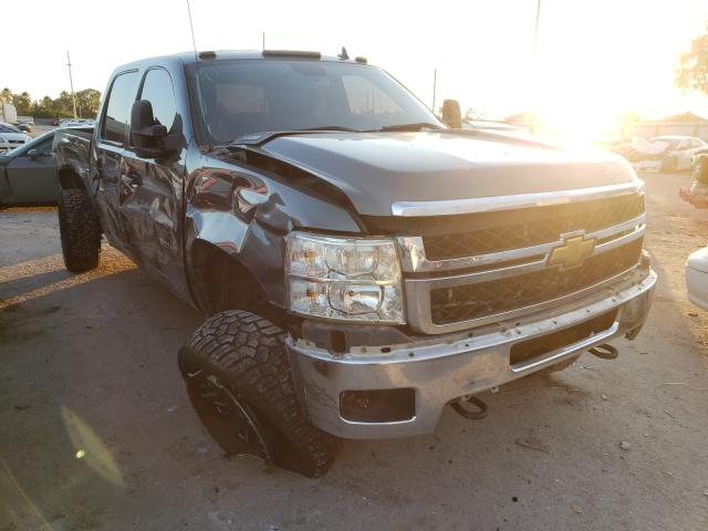 Salvage cars for sale from Copart Riverview, FL: 2011 Chevrolet Silverado