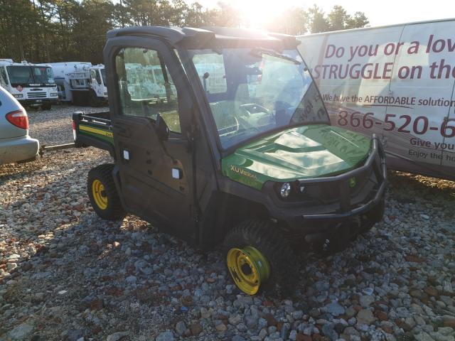 John Deere salvage cars for sale: 2020 John Deere XUV825M