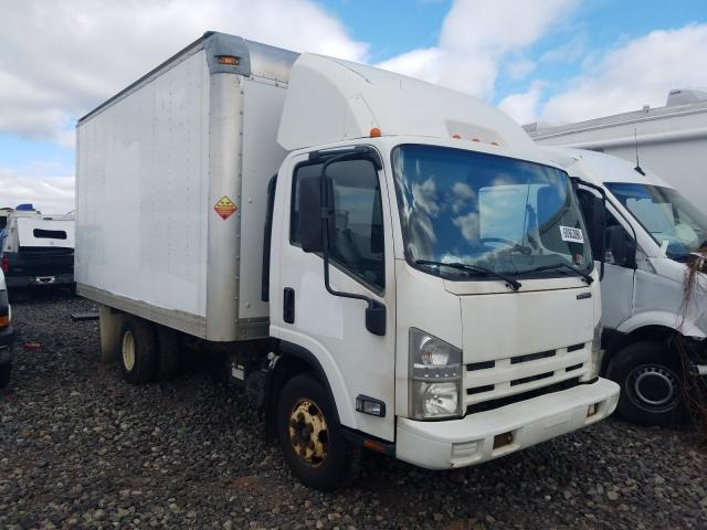 Isuzu salvage cars for sale: 2009 Isuzu NPR