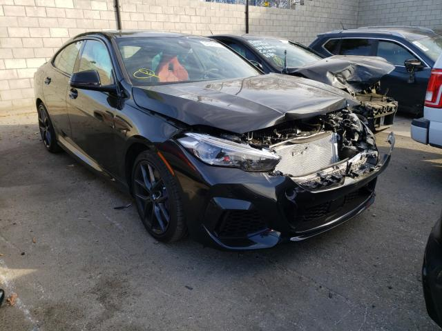 Salvage cars for sale from Copart Colton, CA: 2020 BMW M235XI
