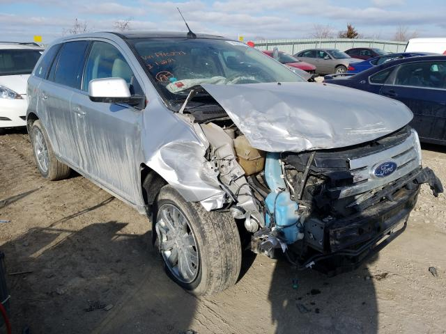 Salvage cars for sale from Copart Kansas City, KS: 2009 Ford Edge Limited