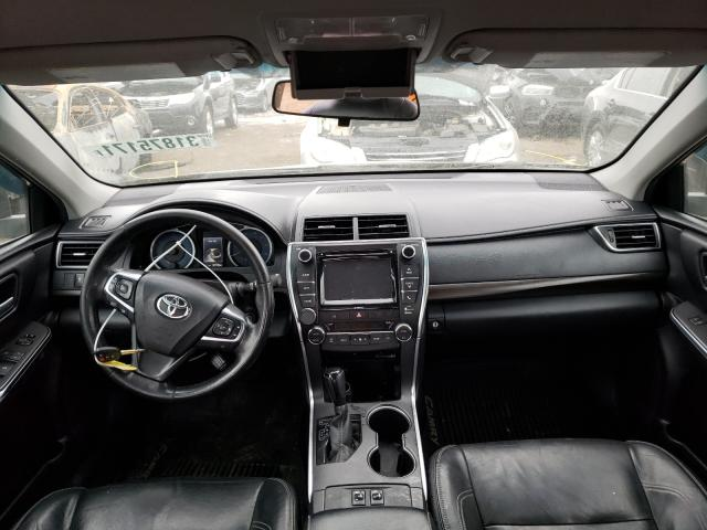2016 TOYOTA CAMRY LE 4T4BF1FK2GR558572