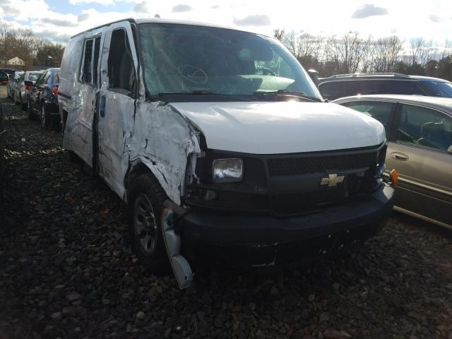 Salvage cars for sale from Copart Pennsburg, PA: 2014 Chevrolet Express G1