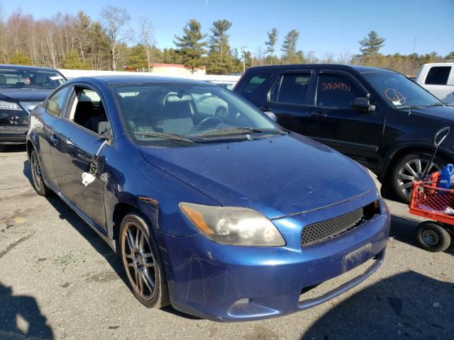 Salvage cars for sale from Copart Exeter, RI: 2008 Scion Scion