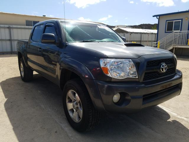 Salvage cars for sale from Copart Kapolei, HI: 2011 Toyota Tacoma DOU