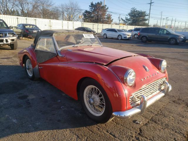 1959 TRIUMPH CAR TR3