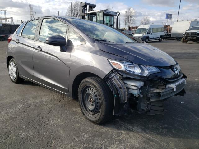 Salvage cars for sale from Copart Wilmington, CA: 2017 Honda FIT LX