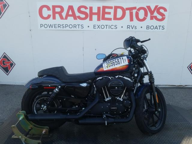 Salvage cars for sale from Copart Van Nuys, CA: 2020 Harley-Davidson XL1200 NS