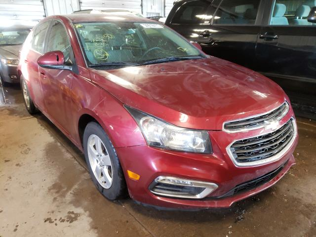 2015 CHEVROLET CRUZE LT - Other View Lot 30818411.