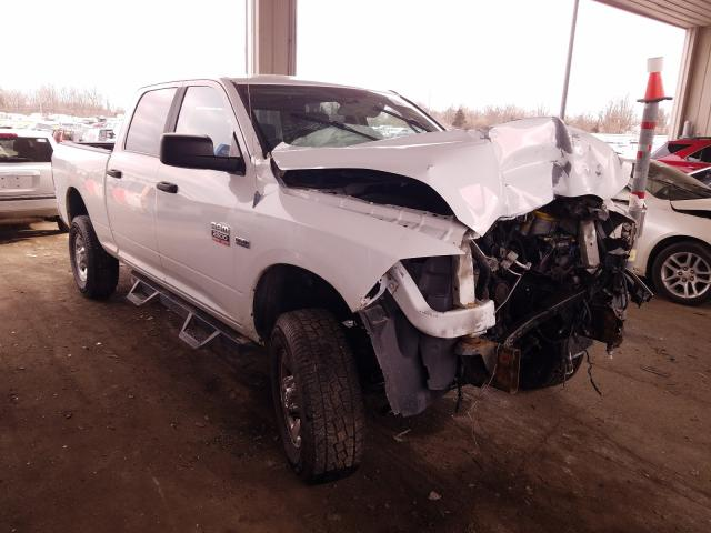 Vehiculos salvage en venta de Copart Fort Wayne, IN: 2010 Dodge RAM 2500