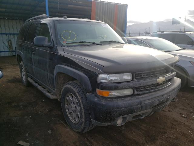 2005 Chevrolet Tahoe K150 en venta en Colorado Springs, CO