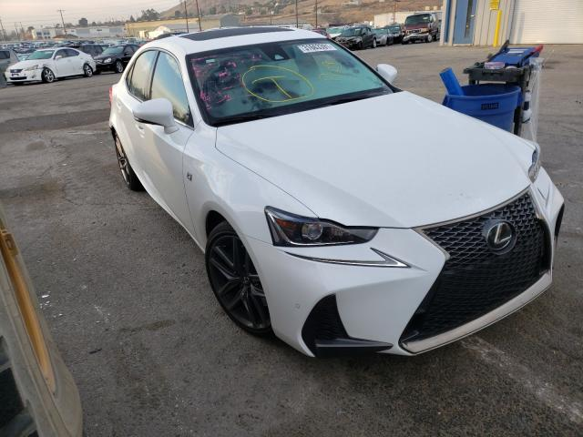 Salvage cars for sale from Copart Colton, CA: 2020 Lexus IS 300 F-S