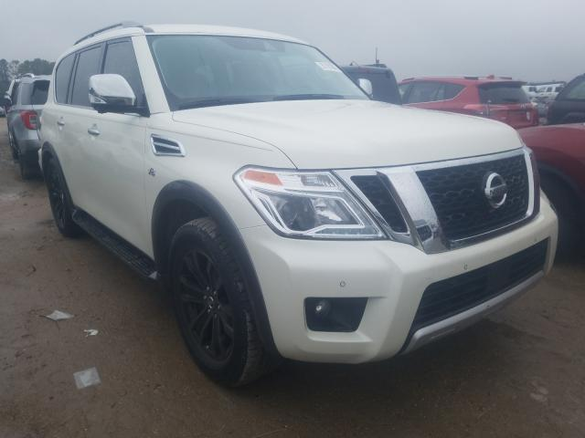 2018 Nissan Armada SV for sale in Houston, TX